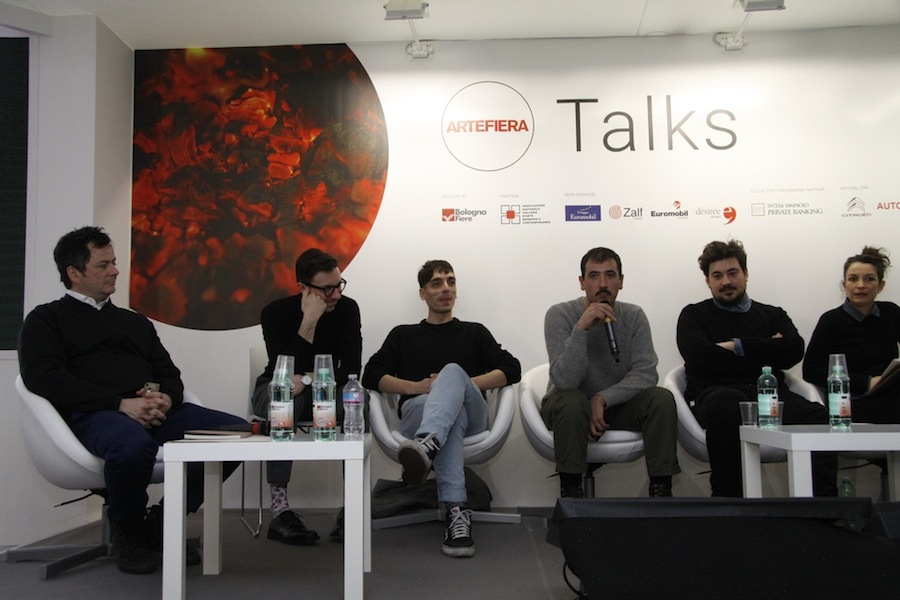 Genda Magazine Producers, Area Talks, Arte Fiera 2017