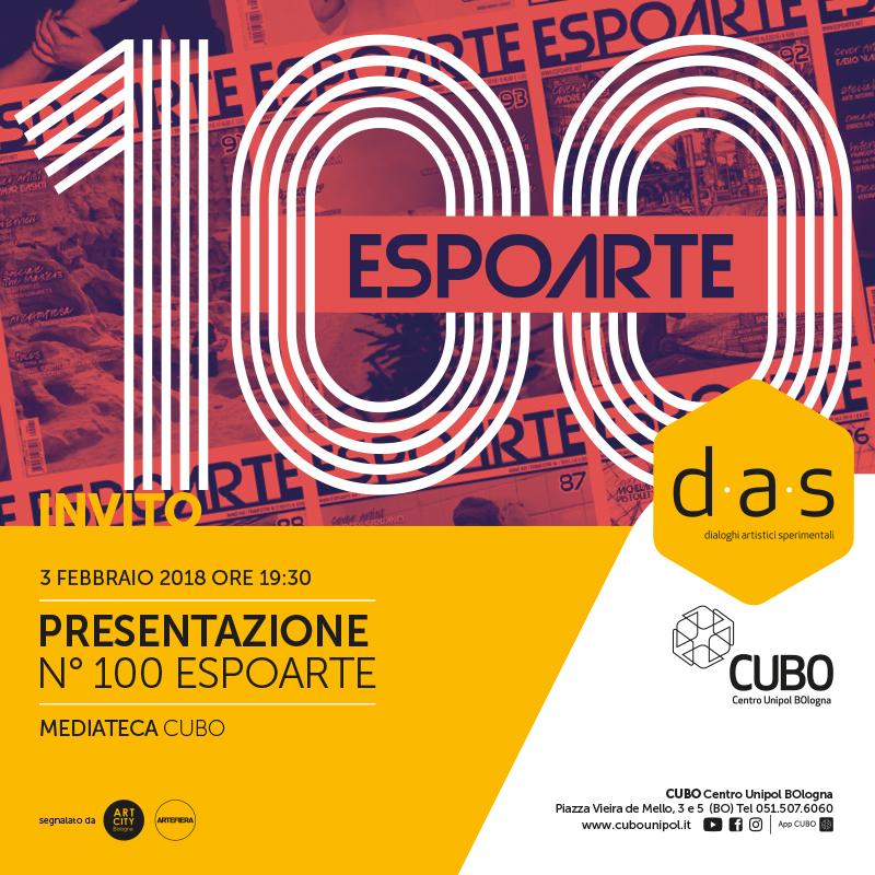 Talk for Espoarte 100