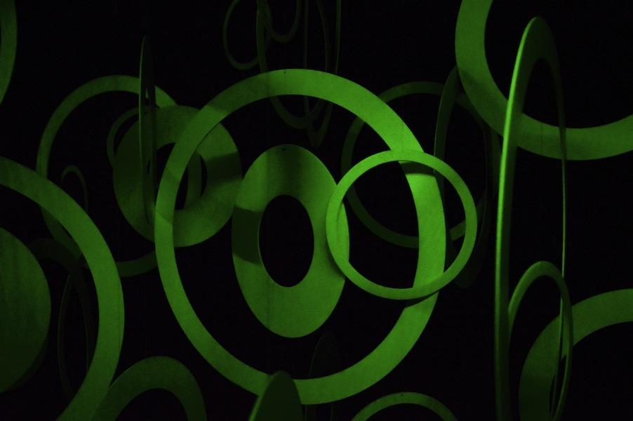 In between. Dialoghi di luce. Paolo Scheggi, Joanie Lemercier, fuse*, Spazio Arte di CUBO, Centro Unipol, Bologna (Paolo Scheggi)