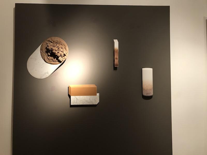 Caos Colore. Biennale d'Arte di Alessandria OMNIA 2018. Anno I, veduta della mostra (Attilio Tono), Palazzo Monferrato, Alessandria