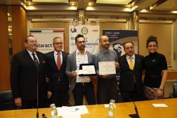 Premiazione Premio Rotary Bologna Valle del Samoggia 2017