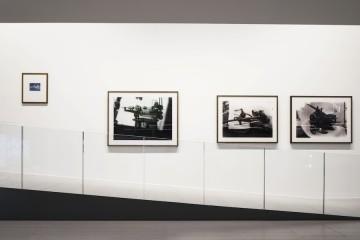 Thomas Ruff. Machine & Energy, veduta della mostra, MAST PhotoGallery, Fondazione MAST, Bologna