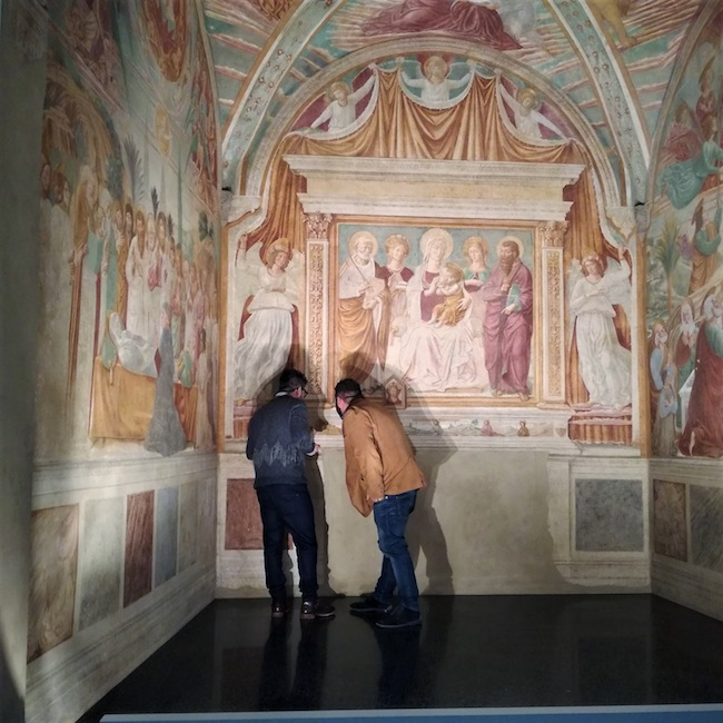 Luca Bochicchio e Jacopo Fanciulli, BEGO-Museo di Benozzo Gozzoli, Castelfiorentino