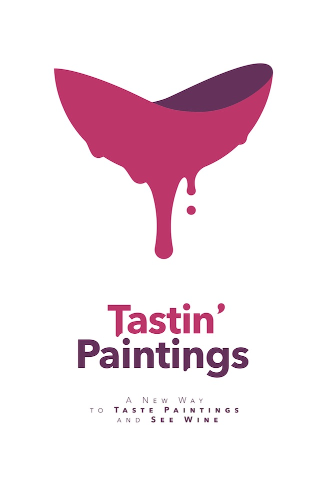 Logo Tastin' Paintings