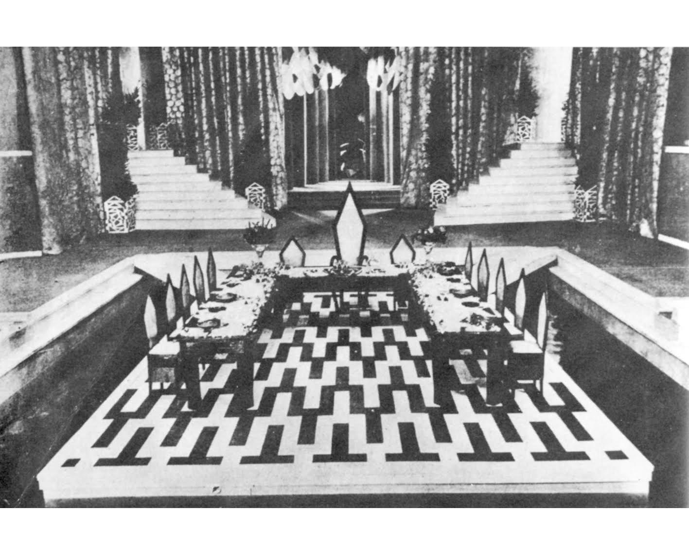 Marcel L'Herbier, L'Inhumaine (scenografia di Alberto Cavalcanti), 1923