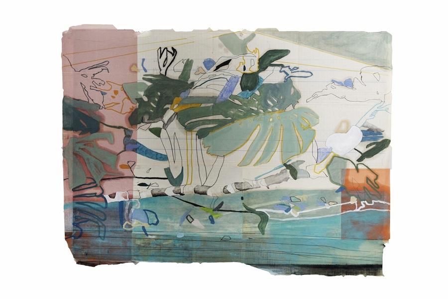 Federica Giulianini, Naturare, 2017 Courtesy Vibra spazio contemporaneo di idee, Ravenna