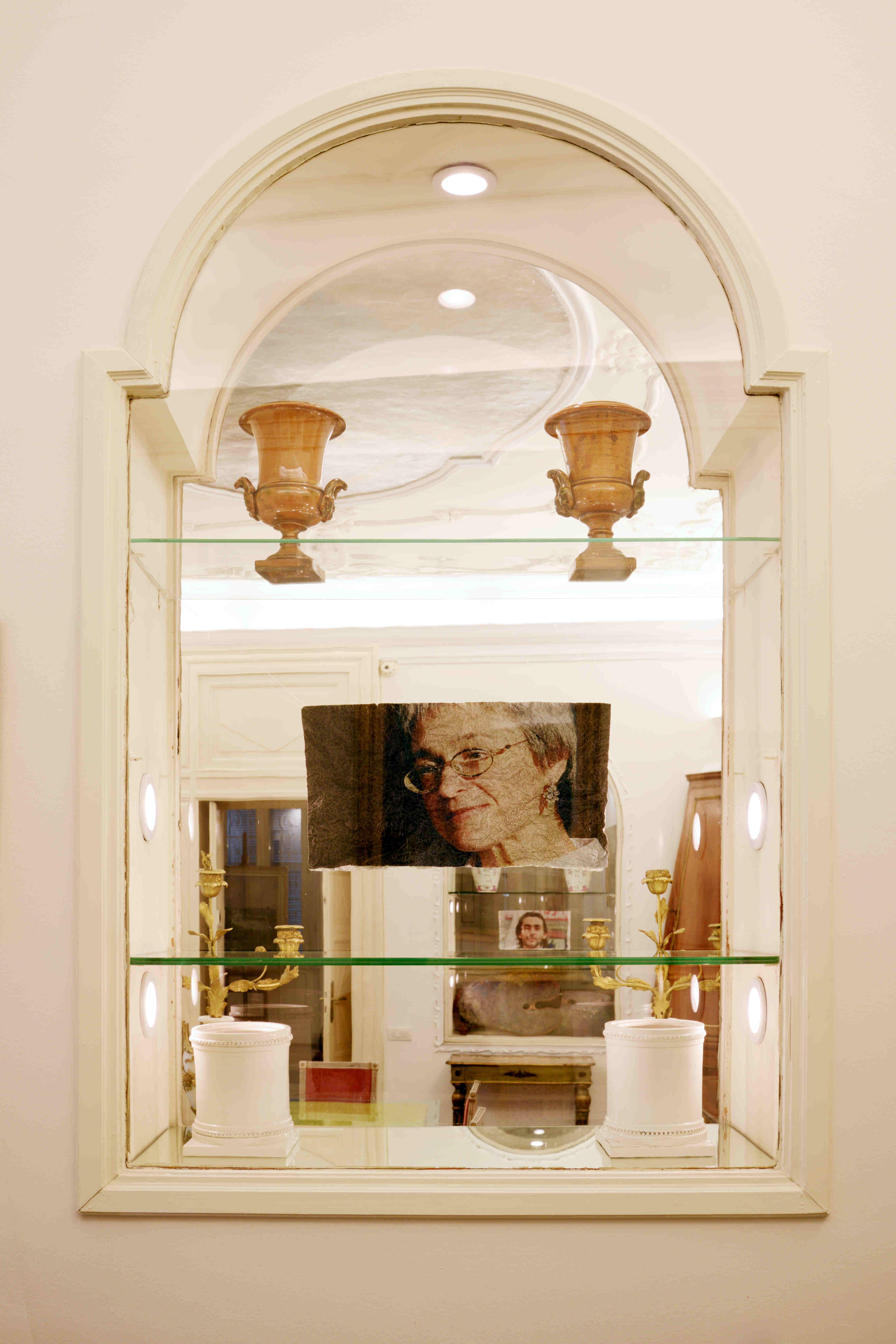 Nasan Tur, Memory as Resistance, Courtesy l'artista e Fondazione Pini