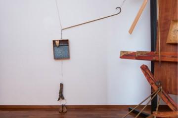 Marcello Martinez Vega. Homme/Food Homeless, veduta della mostra, Maison Ventidue, Bologna