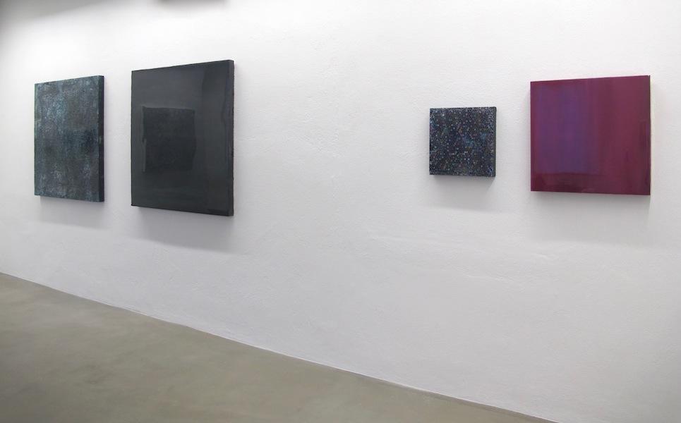 Gianluca Patti. Frequencies, veduta della mostra, Castel Negrino Arte, Aicurzio (MB)