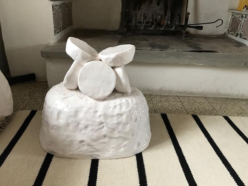 Tristano di Robilant, 6 Cappelli bianchi Courtesy Galleria Maurizio Nobile, Bologna