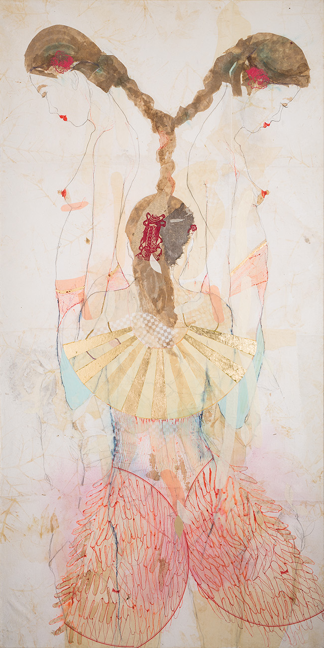 Elena Monzo, Silk