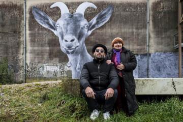 Visages, Villages un film di Agnès Varda e JR
