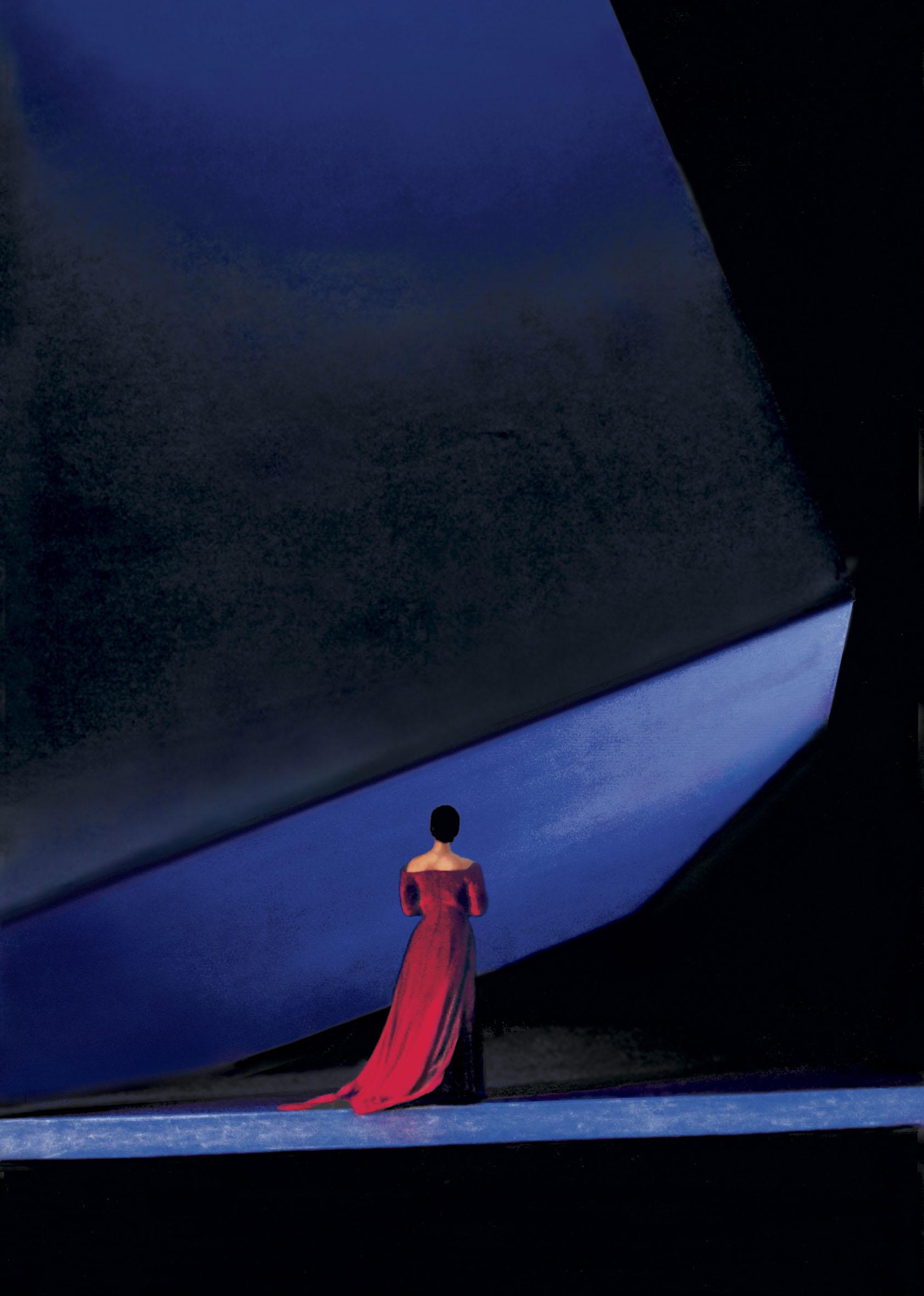Graziella Vigo, Macbeth, Teatro Alla Scala, Milano, 2001