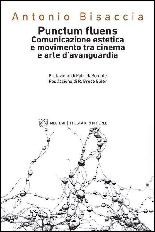 Cover del volume. Punctum Fluens