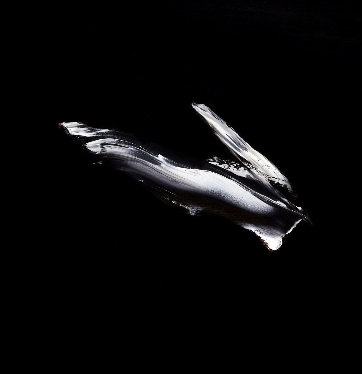 Lorenzo Puglisi, Nell'orto degli ulivi, 2018, olio su tavola, 207x157 cm, particolare #3