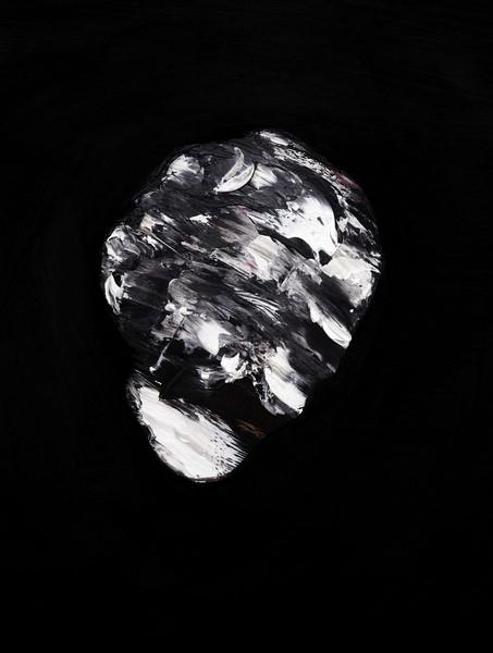 Lorenzo Puglisi, Nell'orto degli ulivi, 2018, olio su tavola, 207x157 cm, particolare #4