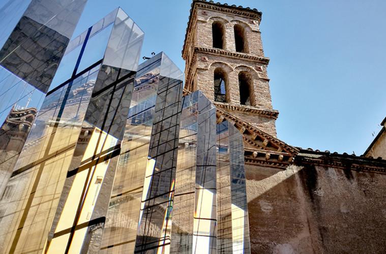 PREMIO MEMORIE - Jasmine Pignatelli, CLAVIS UNIVERSALIS in Santa Maria in Cappella Roma