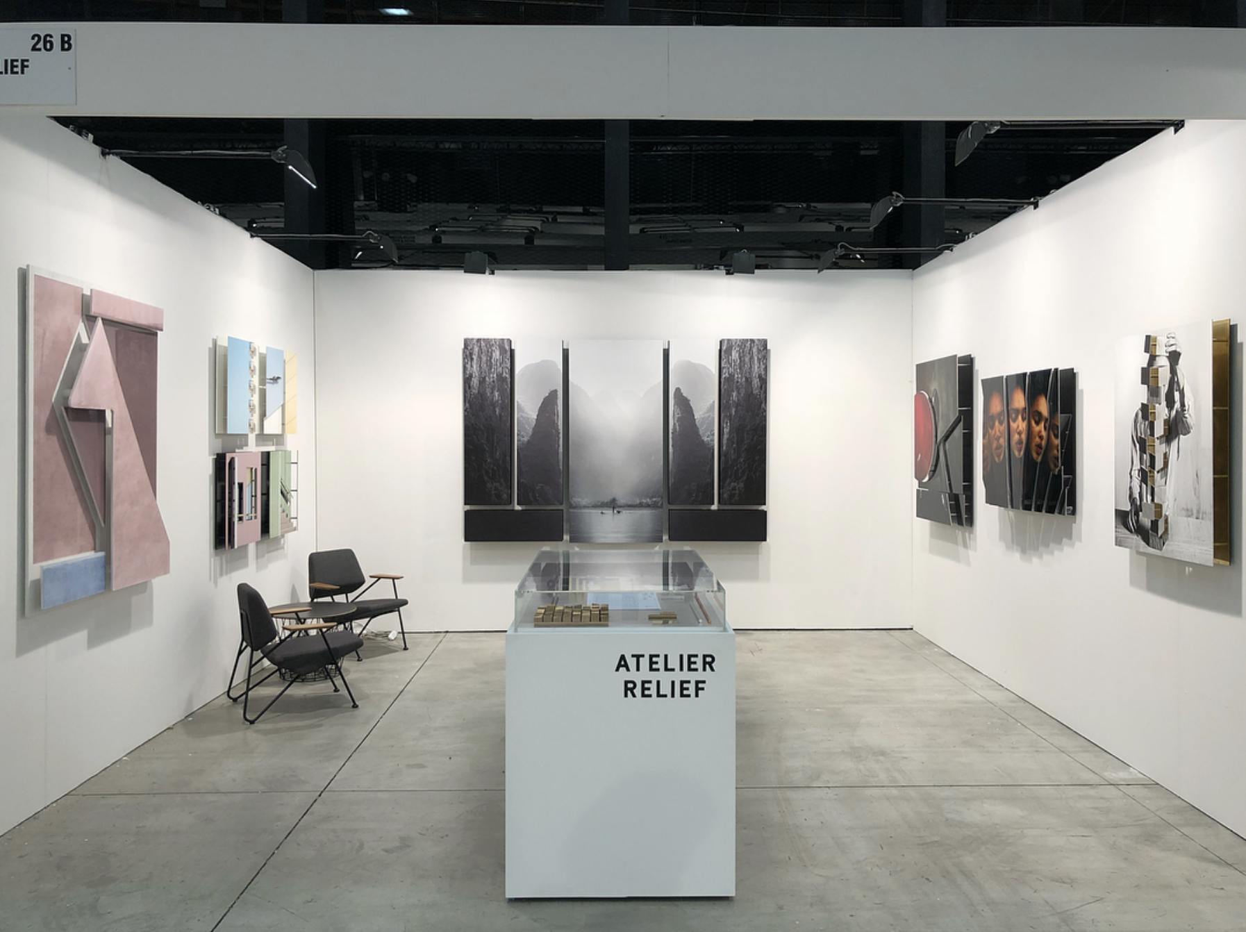 Atelier Relief - Mia Photo Fair 2018