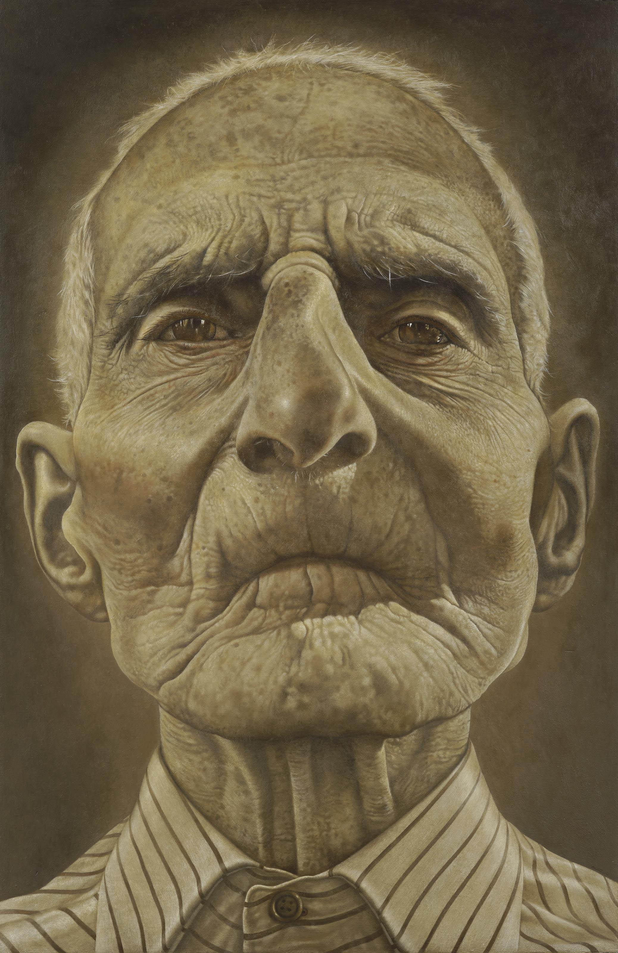 Andrea Martinelli. Il volto del grande nonno
