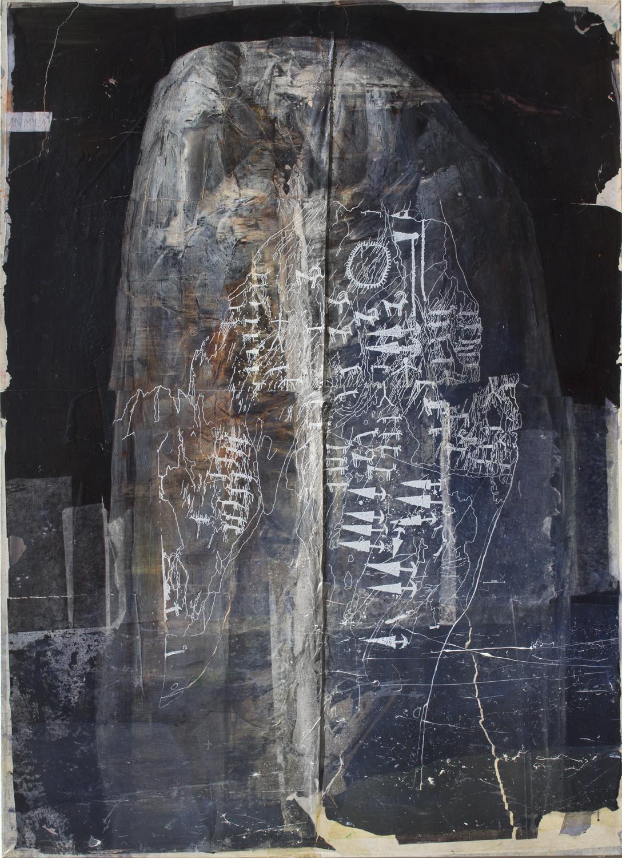 Andrea Mariconti, Anmla, 2017, 140x200 cm