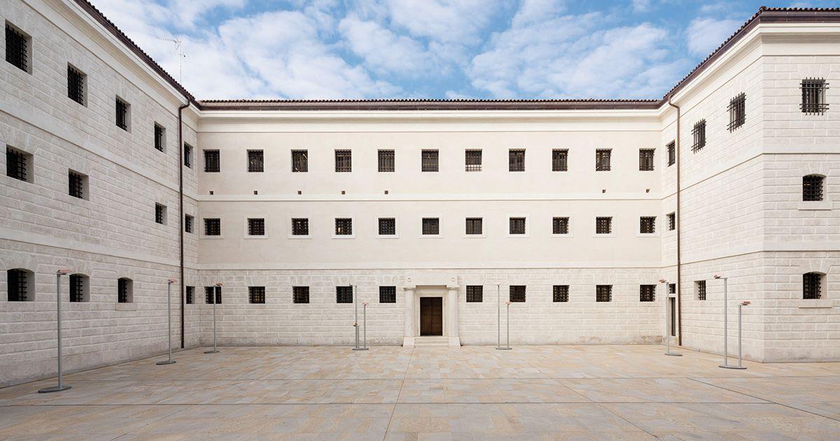 Fondazione Benetton Studi Ricerche, Gallerie delle Prigioni