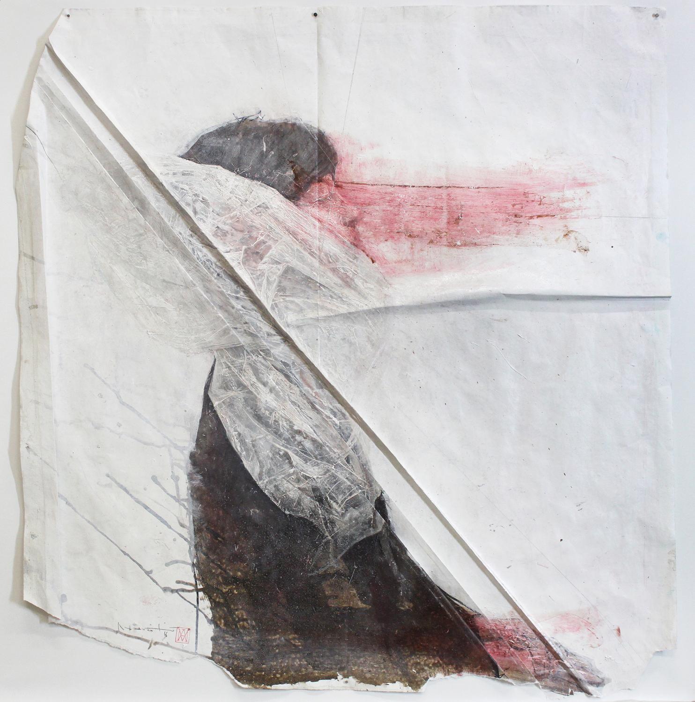 Andrea Mariconti, 2016, Konis, phito 4, 80x80 cm
