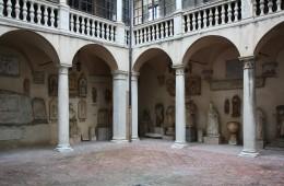 Accademia di Belle Arti di Carrara. Foto: Luciano Massari