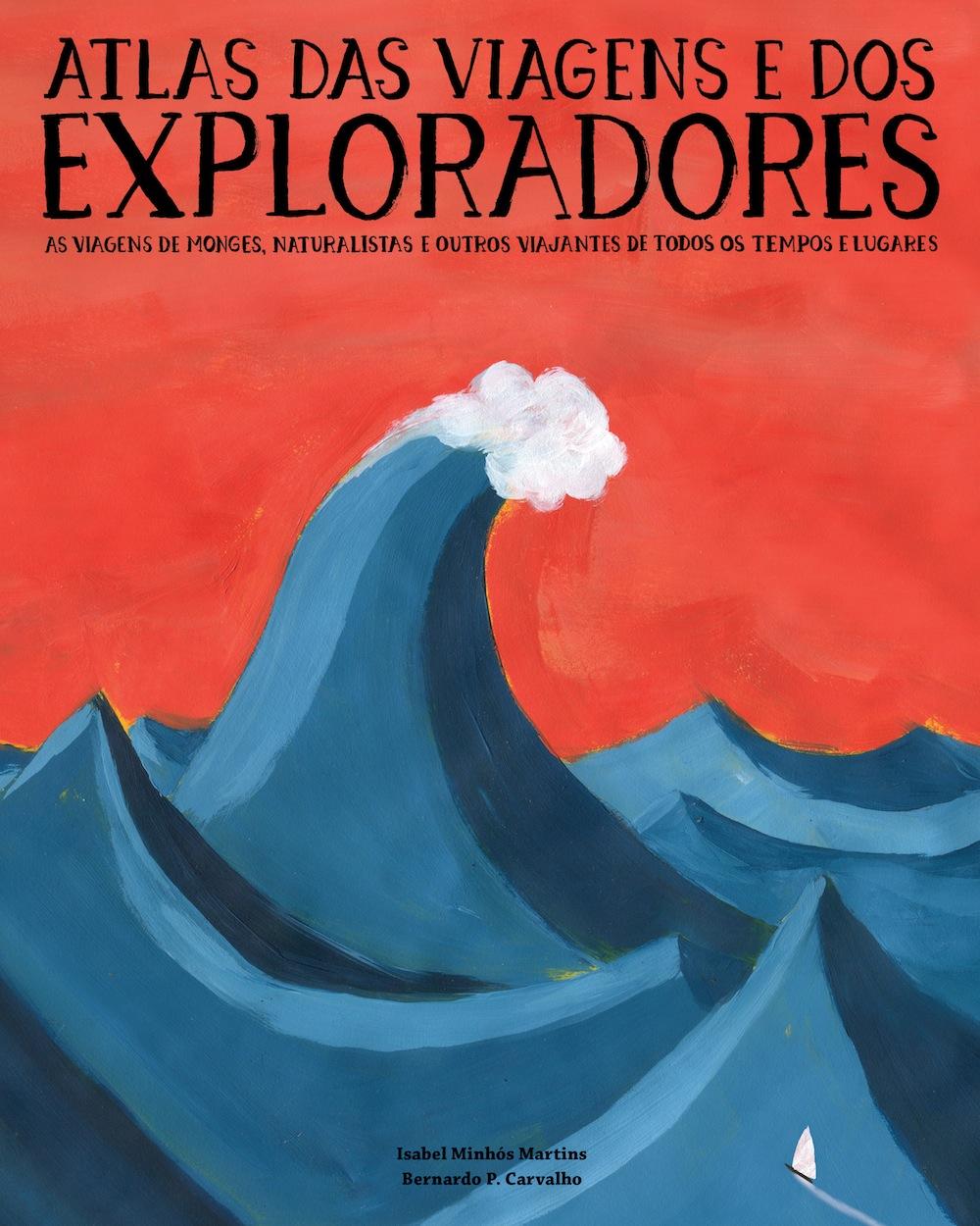 Cover Atlas das viagens e dos exploradores