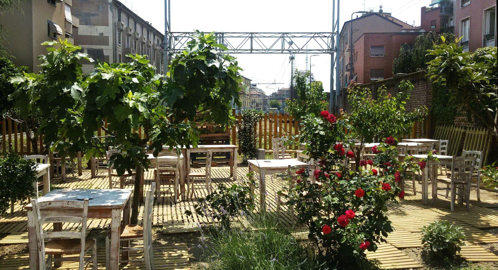 Tortona Locations, Casello Giallo, Via Savona 5a