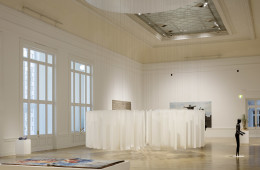 """Veduta dell'allestimento della mostra """"I is an Other / Be the Other"""""""