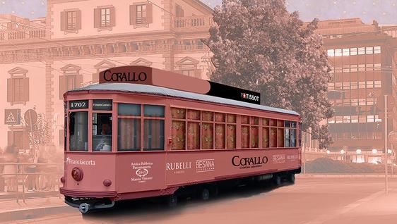 Tram Corallo By Cristina Celestino