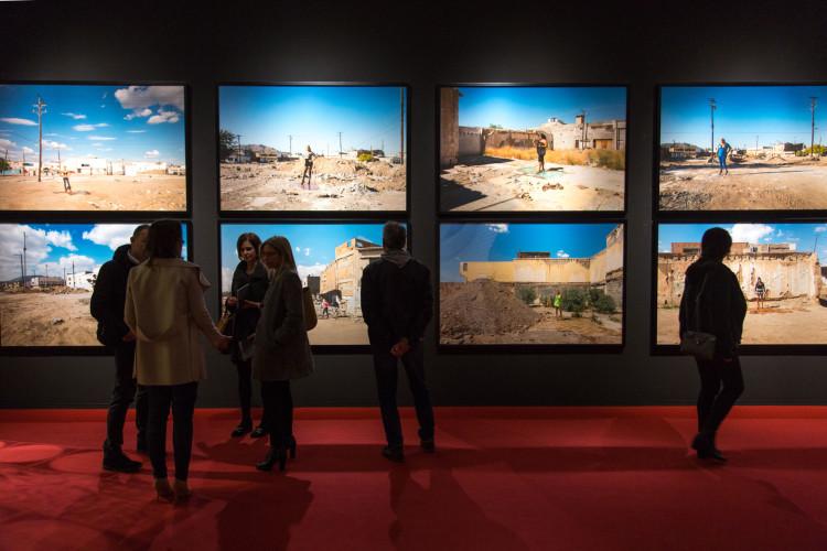 Teresa Margolles_installation view_PAC Milano 2018