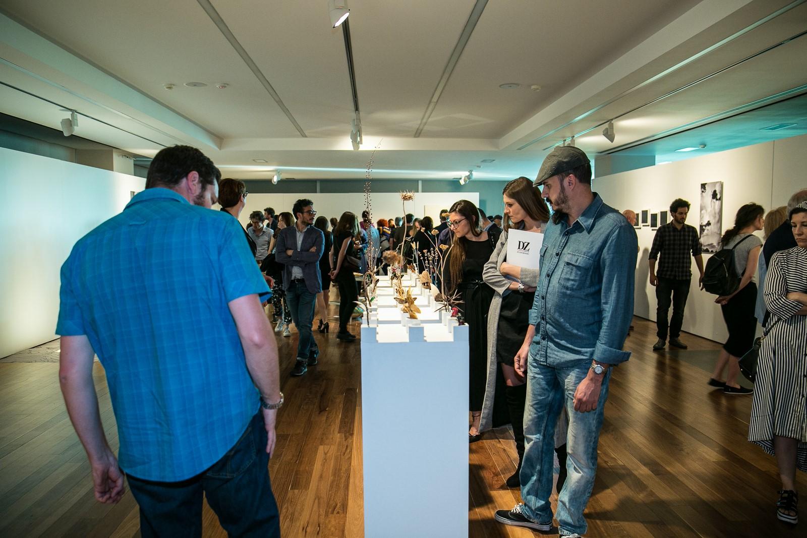 Arteam Cup 2018, opening, Fondazione Zoli, Forlì. Foto: Cristina Patuelli