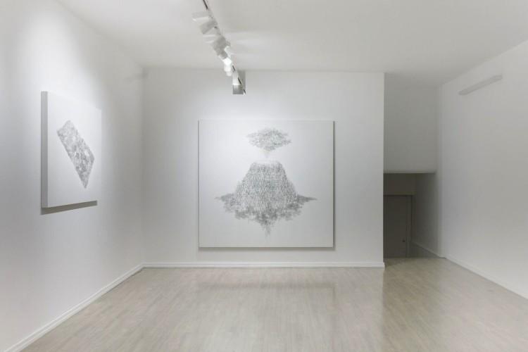 Tamara Ferioli. Vita. veduta della mostra, Galleria Officine dell'Immagine, Milano