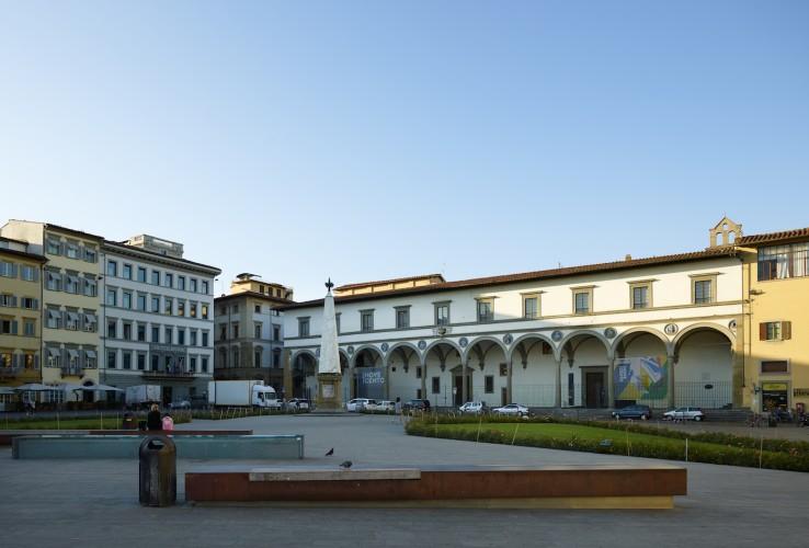Veduta esterna Museo Novecento