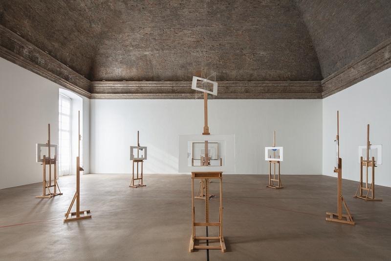 """""""Le Chef-d'oeuvre inconnu"""", 2020, Castello di Rivoli Museo d'Arte Contemporanea, Rivoli-Torino Donazione dell'artista"""