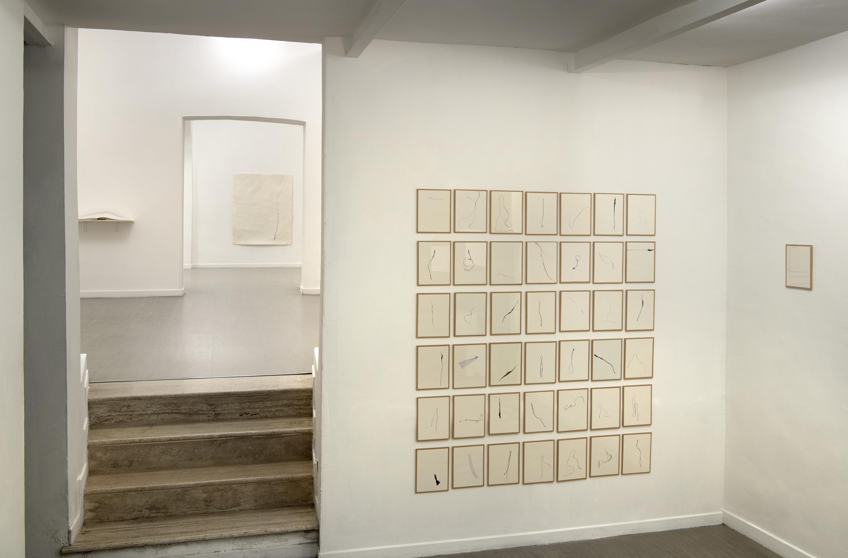 Beatrice Pediconi_Nude_Installation View_ First Room_ph.Giorgio Benni