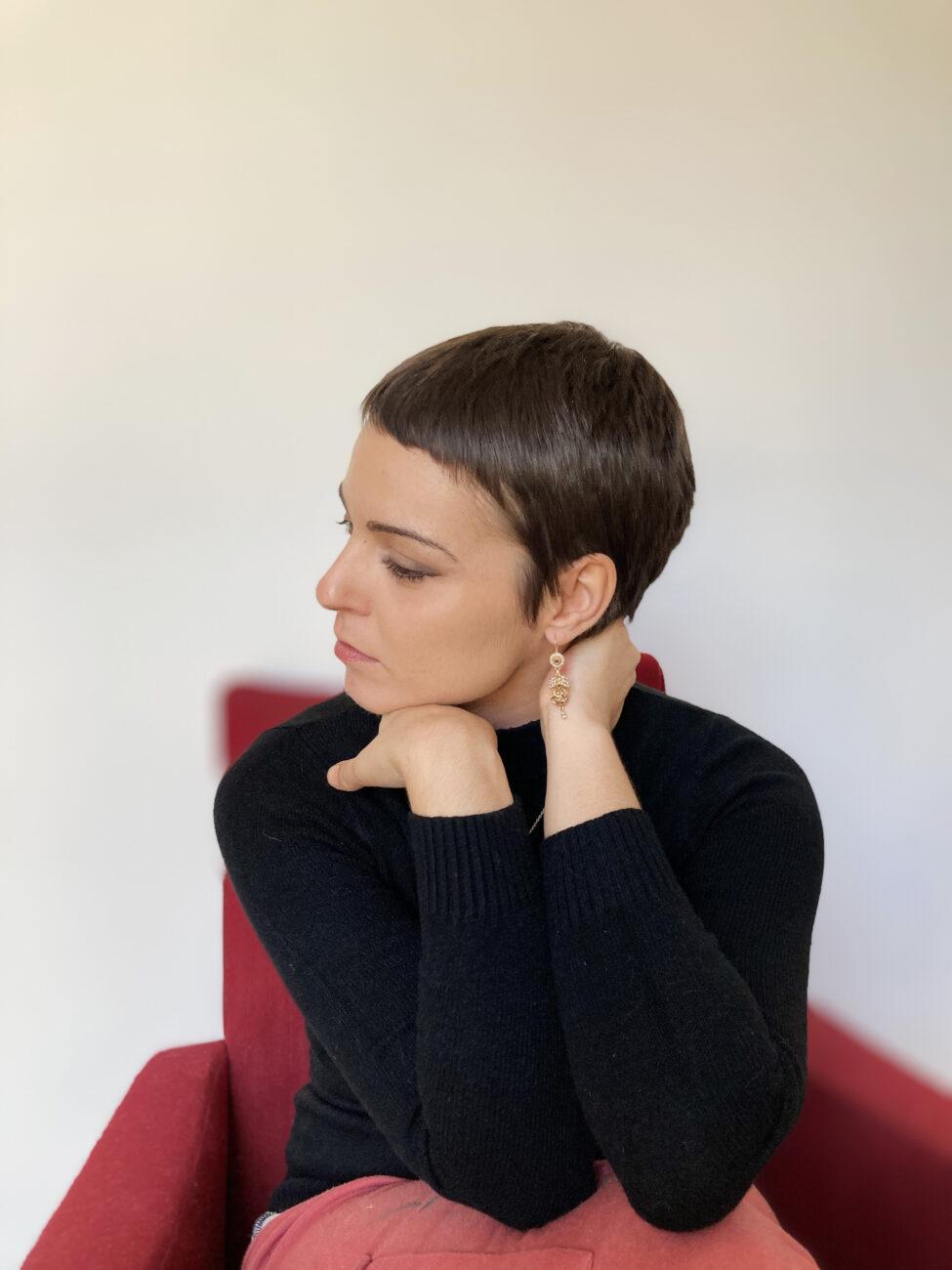 Ritratto di Isabella Nazzarri