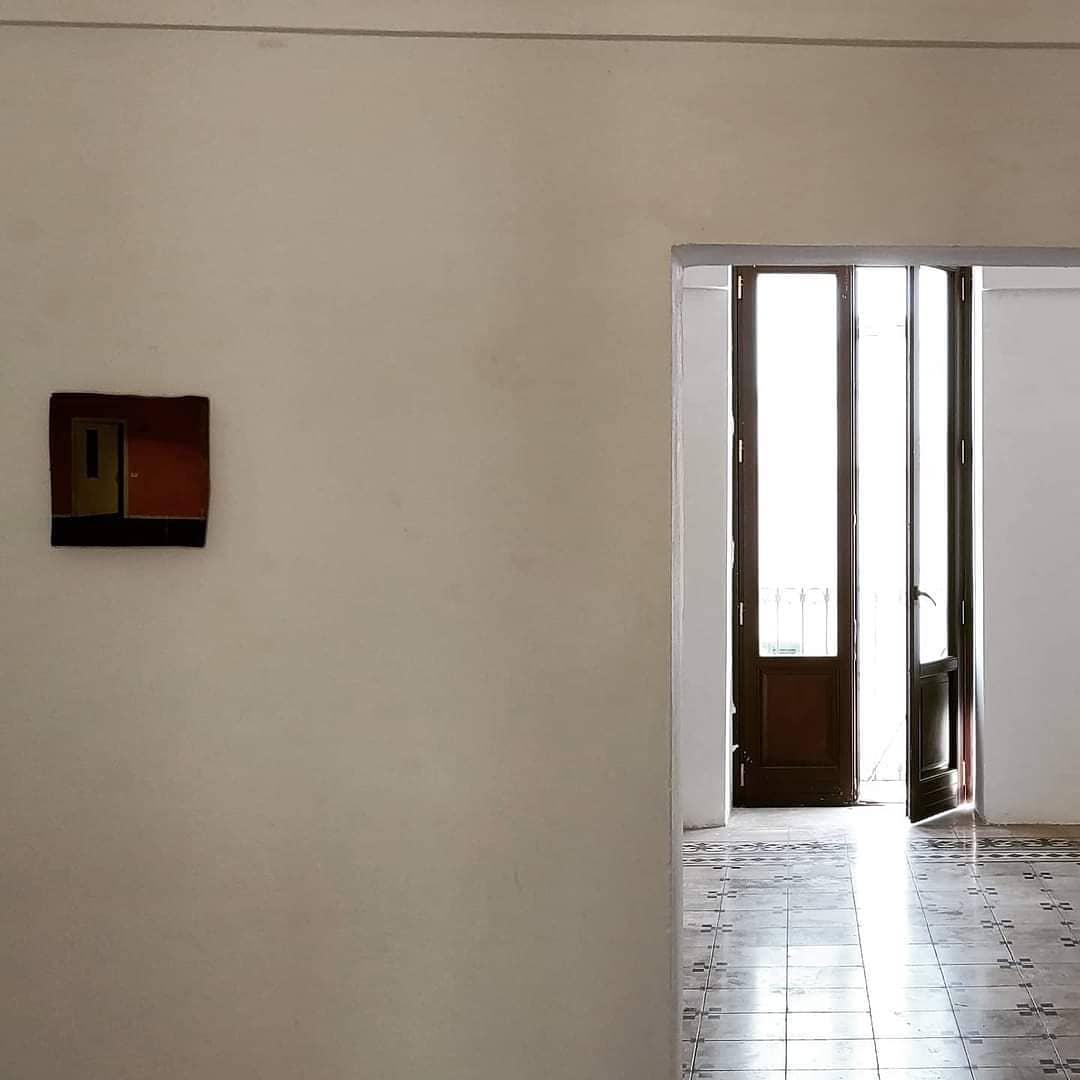 Genius loci, installation view, Damiano Azzizia