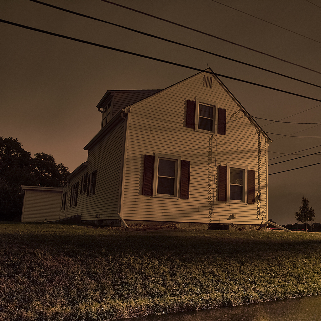 Peter Ydeen, Easton Nights, A Simple House