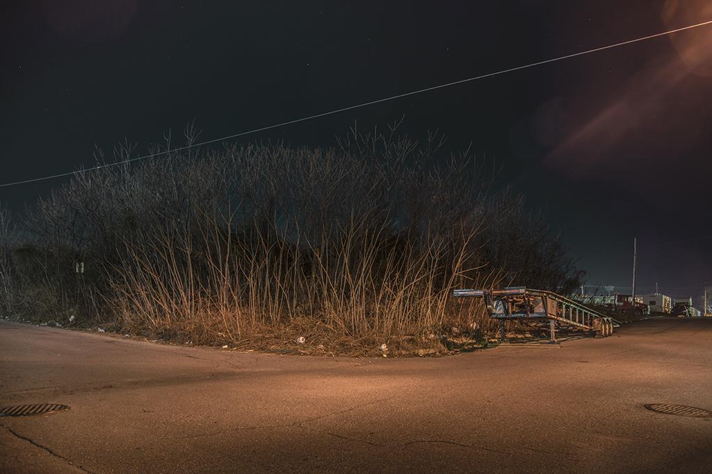Peter Ydeen, Easton Nights, Barren
