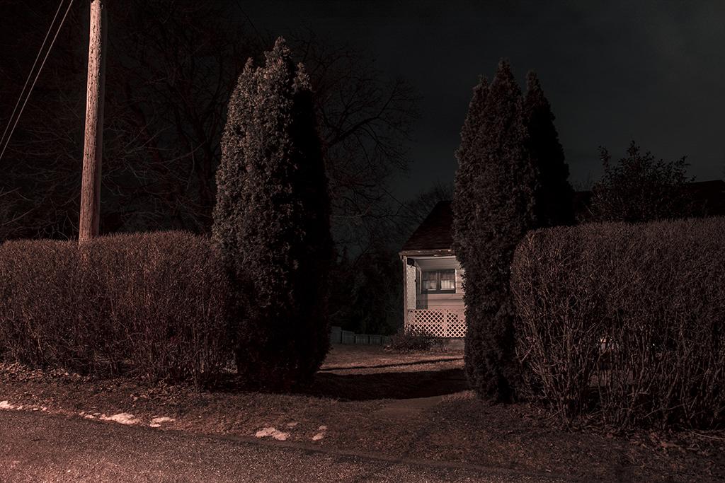 Peter Ydeen, Easton Nights, The Gate