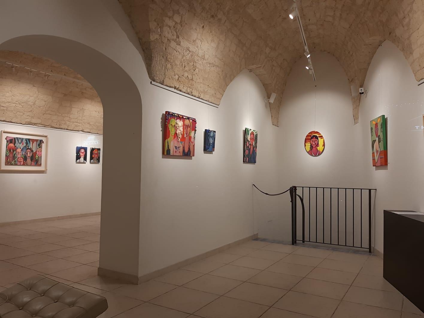 Silvia Mei, Dolcissime nevrosi, ArteCircuito, Sassari, installation view