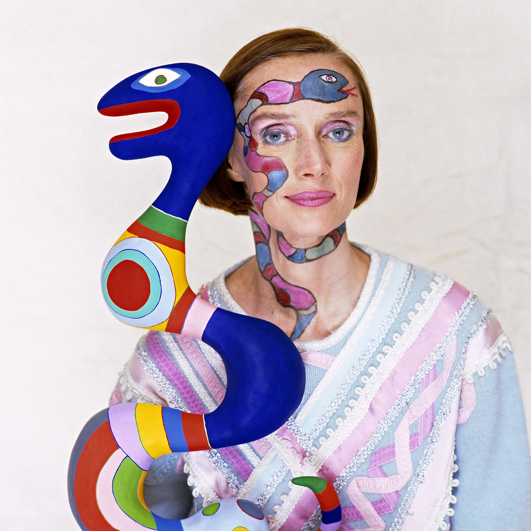 Niki de Saint Phalle @The Norman Parkinson Archive / Iconic Images 2020